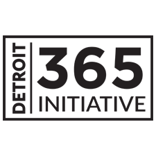 Detroit 365 Initiative Logo Design